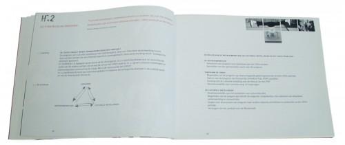 typografie / opmaak brochure