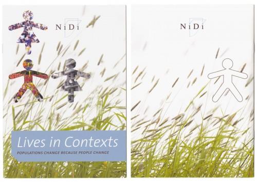 grafisch ontwerp brochure NiDi
