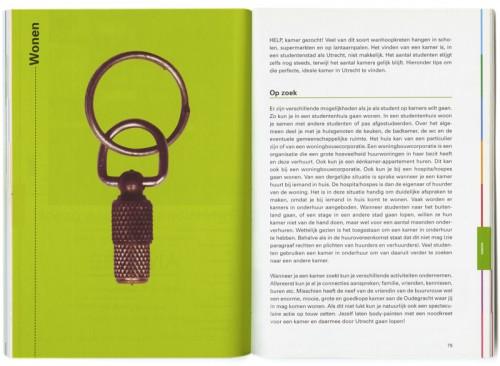 ontwerp en opmaak brochure / gids passe-partout