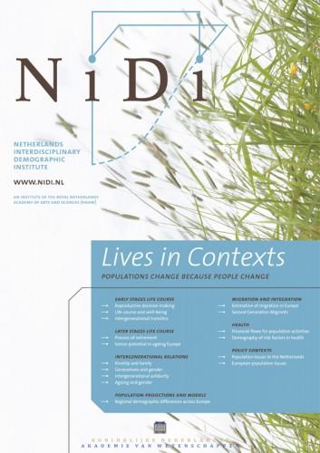 vormgeving affiche voor het NiDi