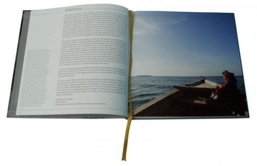 boekverzorging boek Mtoni Palace