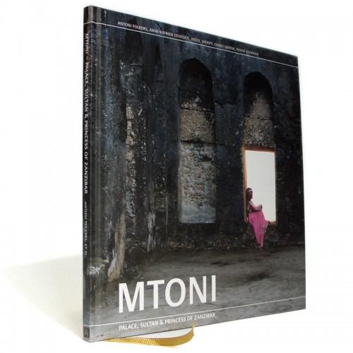 boekomslag en boekverzorging Mtoni