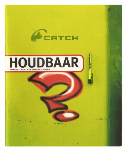 ontwerp voor pamplet van Catch