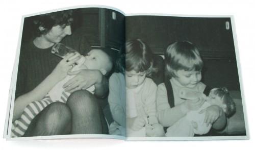 Dooreten bevat naast verhalen ook oude en nieuwe foto's over eten