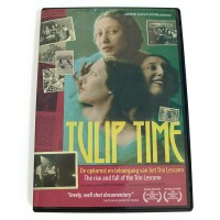 ontwerp dvd-hoes Tulip Time