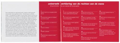 inleesboekje congres mensenrechten, globalisering en ontwikkeling