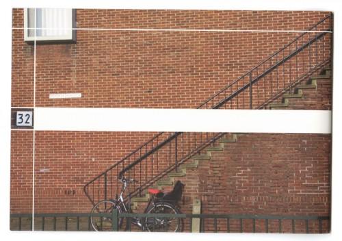 ontwerp en fotografie boekje over Spinozaplantsoen Utrecht