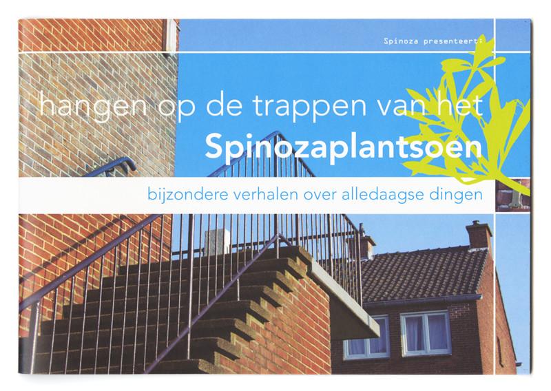 boekje over Spinozaplantsoen Utrecht