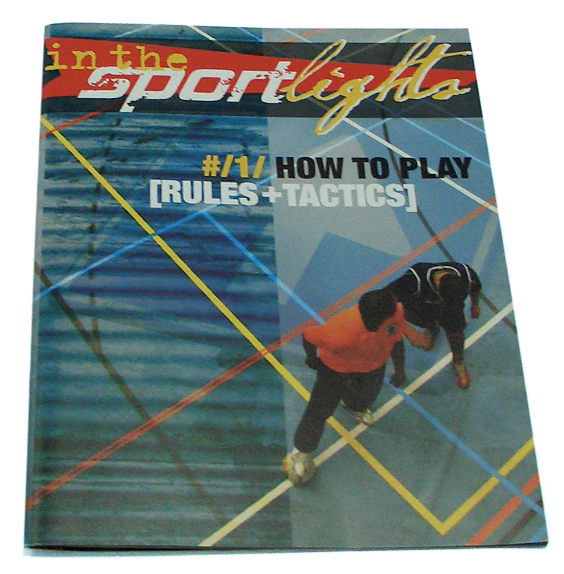 magazine In the sportlights voor Sport-it
