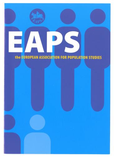 grafisch ontwerp folder EAPS