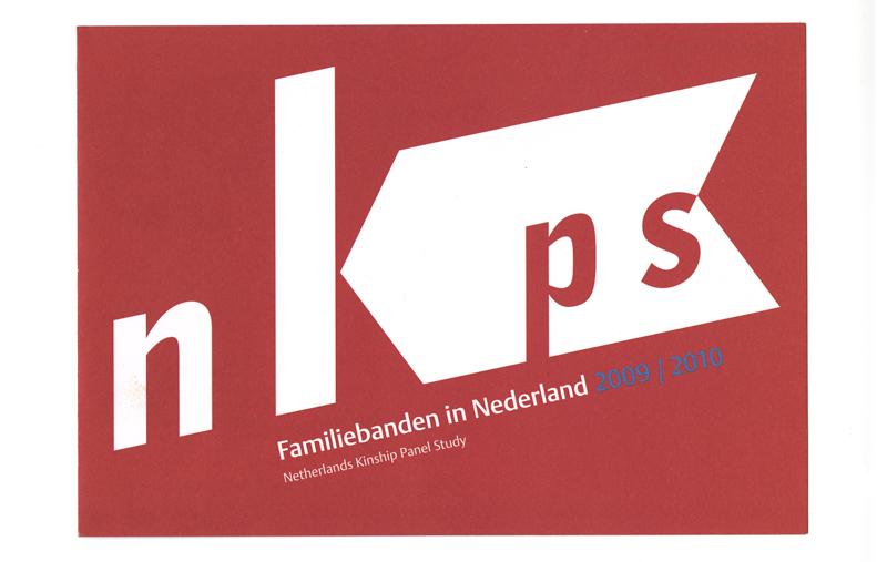 grafisch ontwerp folder NKPS - familiebanden in Nederland