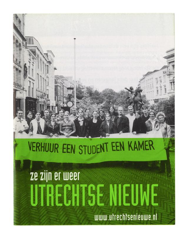 folder kamerverhuur studenten utrecht