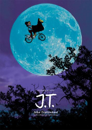 grafisch ontwerp truttenware-parodie filmposter E.T.