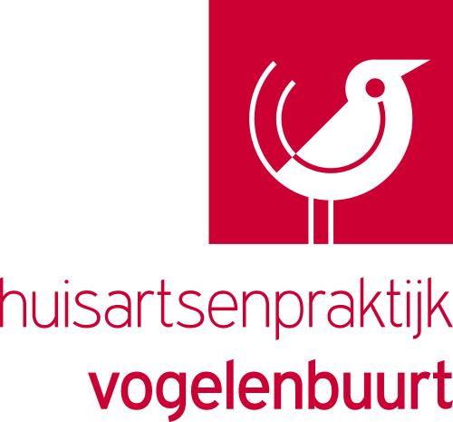 logo ontwerp voor huisartsenpraktijk Vogelenbuurt in Utrecht