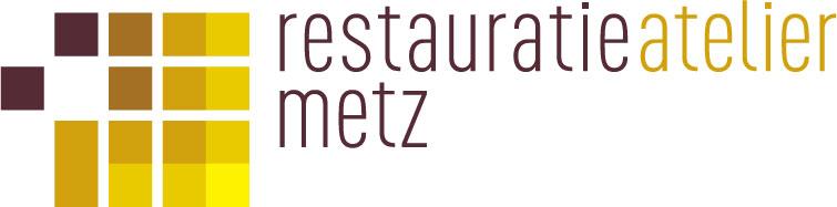 grafisch ontwerp logo restauratieatelier Metz