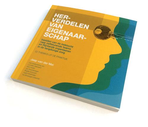 ontwerp en illustratie boekomslag Jaap van der Mei
