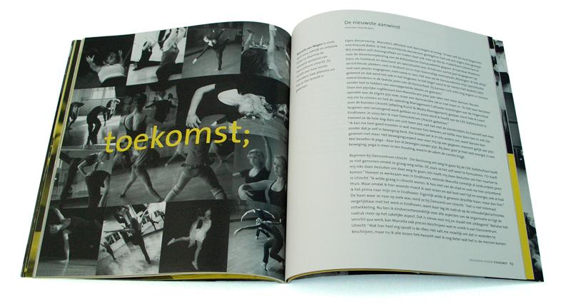 ontwerp, beeldredactie en opmaak 25 jaar dcu-boek