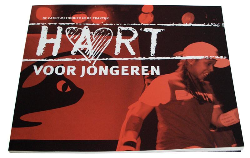 ontwerp brochure Hart voor Jongeren