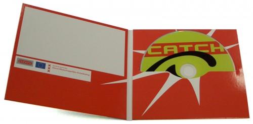 ontwerp cd/dvd-hoesje