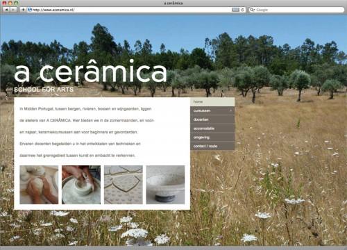 webdesign A ceramica