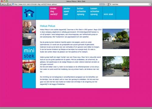 website ministek