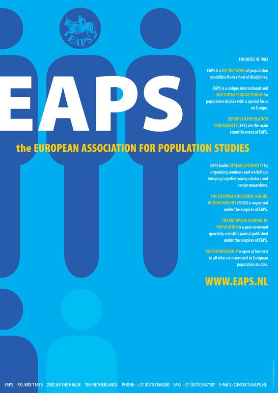 ontwerp affiche EAPS