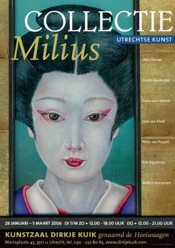 affiche collectie Milius