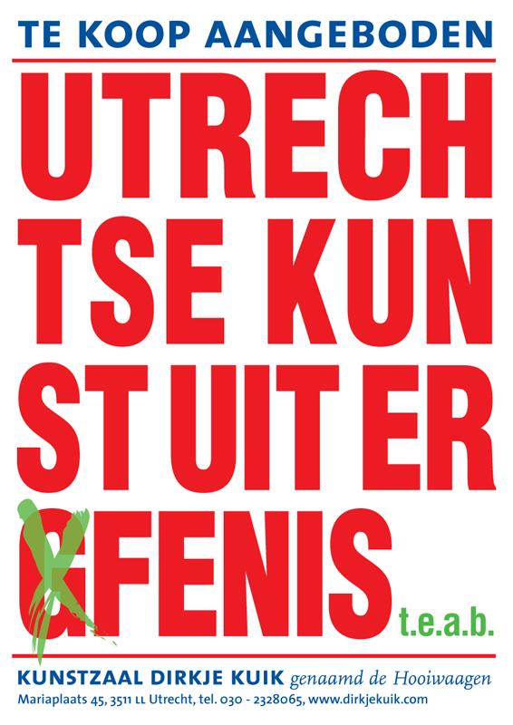 poster Kunst uit ergfenis