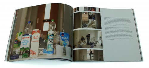 grafisch ontwerp boekverzorging boek huisje boompje buurtje