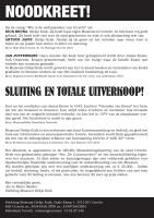 ontwerp flyer voor Museum Dirkje Kuik