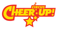 grafisch ontwerp logo Circus Cheer-up