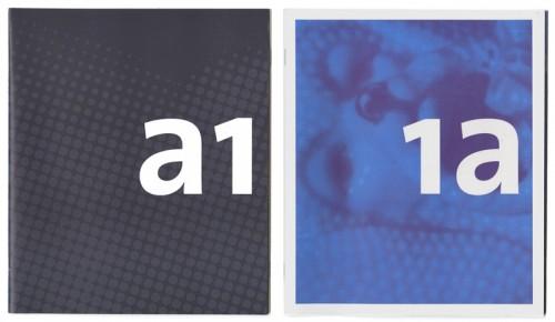 voorzijdes promotie-brochure omniafausta