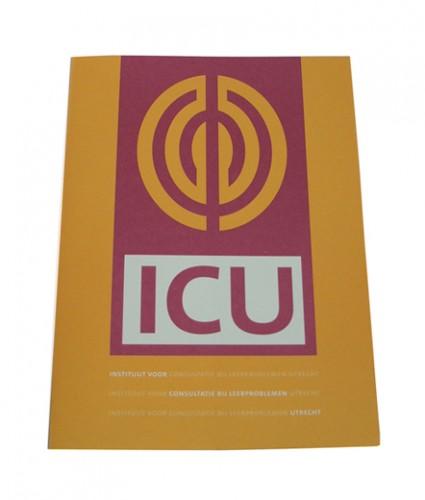 folder en mapje voor ICU