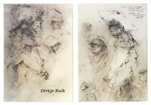 folder Kunstzaal Dirkje Kuik