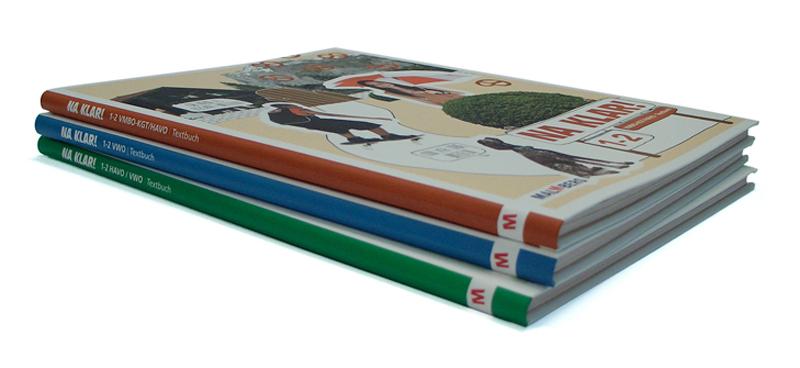 opmaak schoolboeken Malmberg