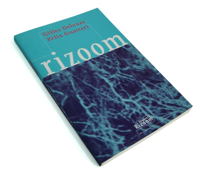 boekomslag ontwerp Rizoom