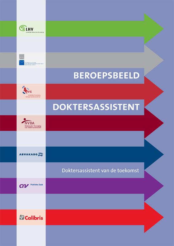 grafisch ontwerp brochure voor LHV, VHN e.a.