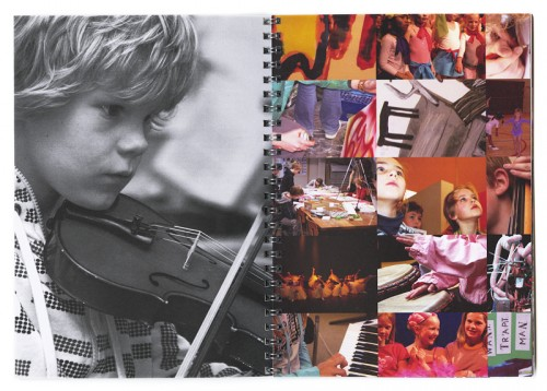 onderwijsbrochure basisonderwijs Muzerie 2009-2010