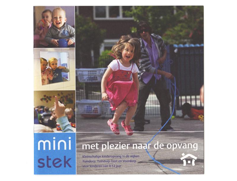brochure kinderopvang