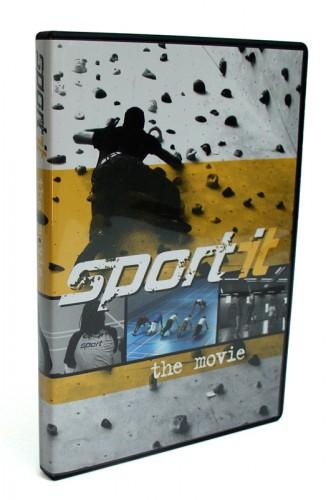 dvd-hoesje ontwerp sport-it