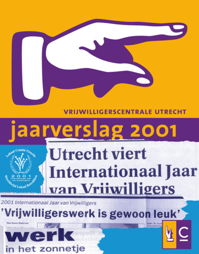 grafisch ontwerp vrijwilligerscentrale utrecht
