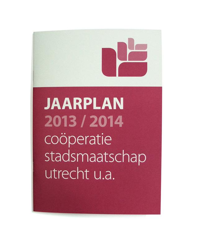 jaarplan Stadsmaatschap Utrecht