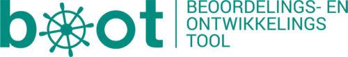 ontwerp logo BOOT beoordelings- en ontwikkelingstool