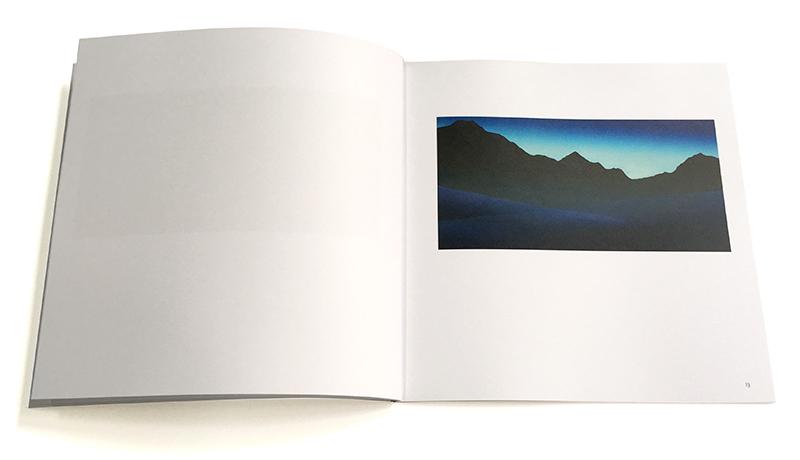 boek Lac de Gaube - schilderijen van Rob Regeer