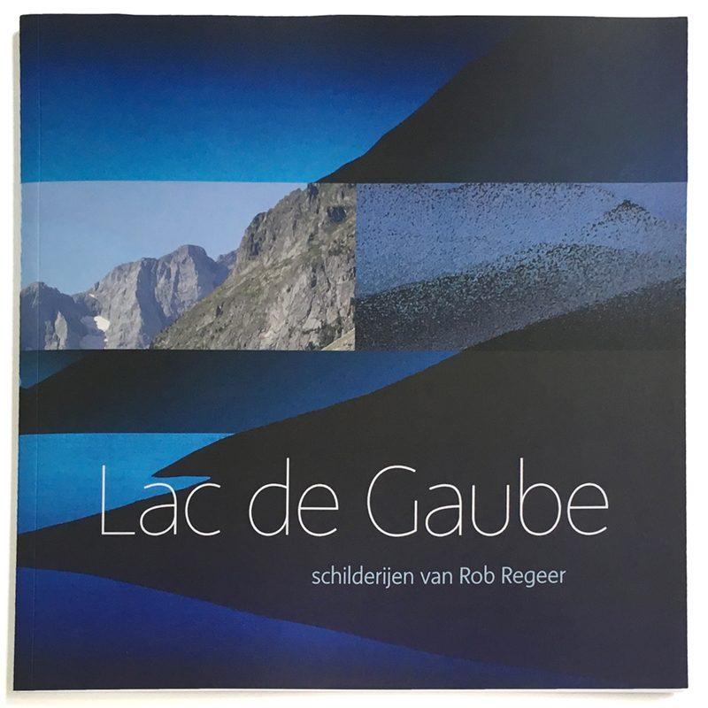 boekomslag Lac de Gaube