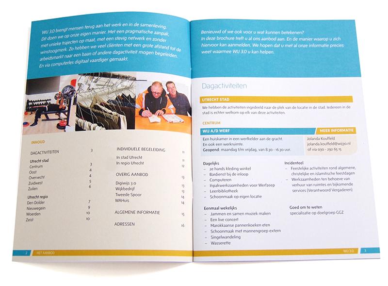 ontwerp brochure WIJ3.0 - het aanbod