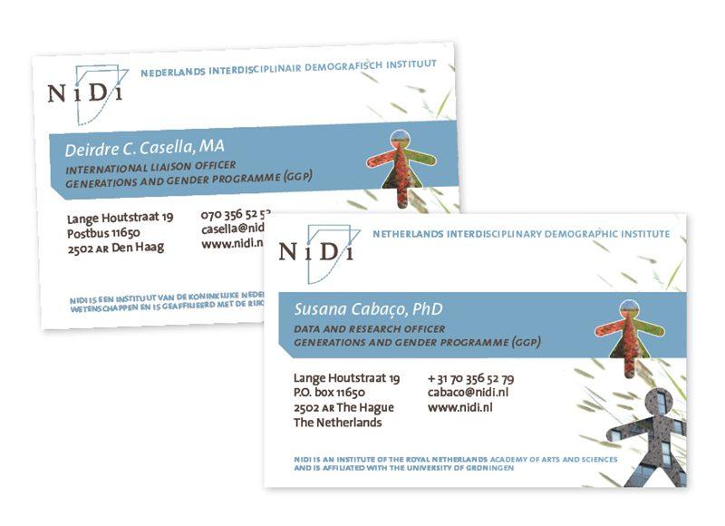 visitekaartjes NiDi
